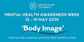 Mental Health Awareness Week 2019 - 13-19 May