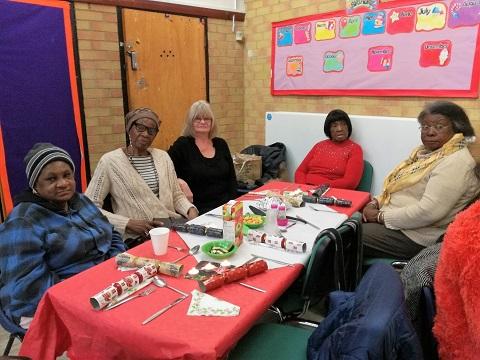 Elders Club in Islington
