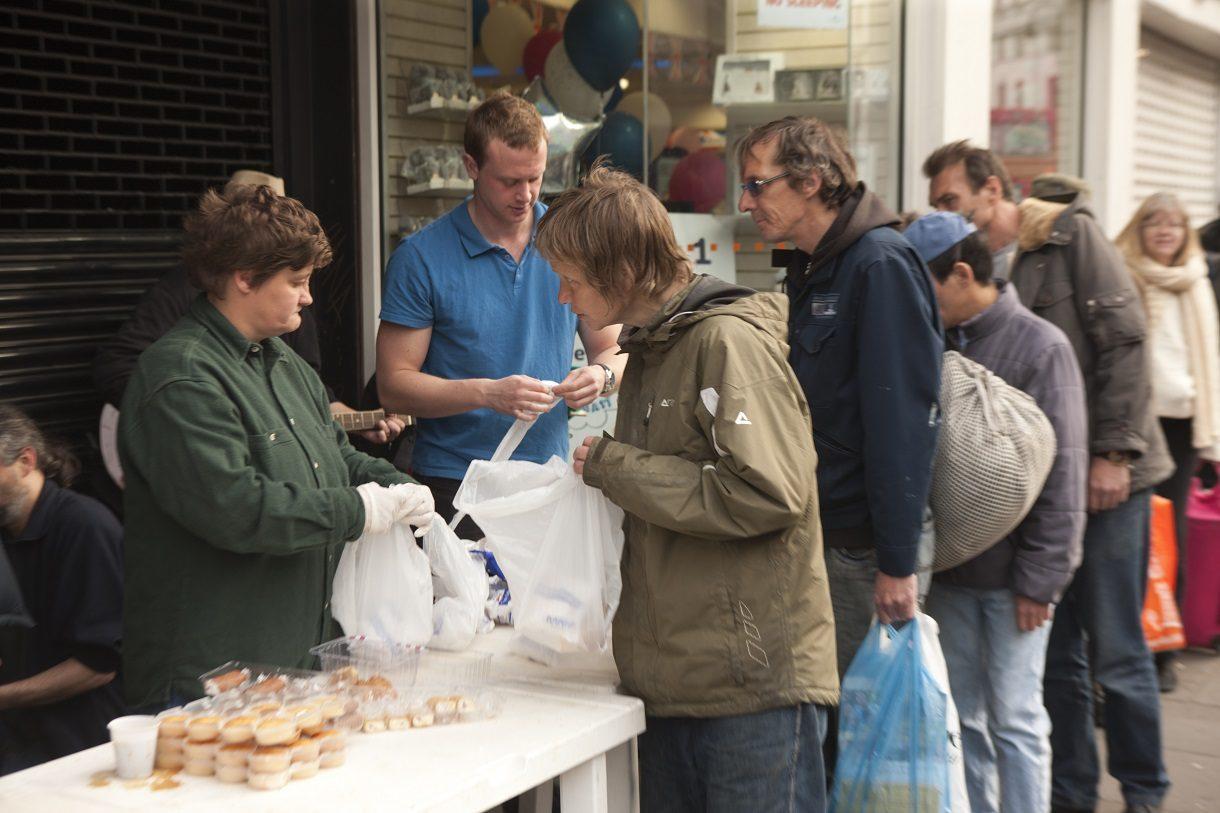 Food For Homeless