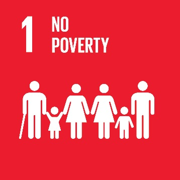 UN Sustainable Development Goal 1 - No Poverty