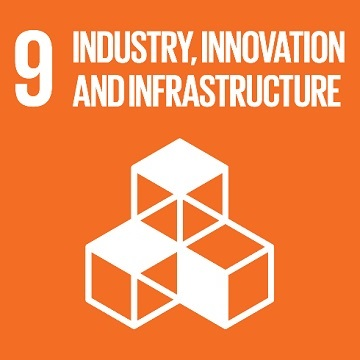 UN Sustainable Development Goal 9 - Industry, Innovation And Infrastructure