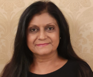 Office Manager and Corporate Marketing Officer Bindu Majithia