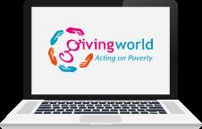 Giving World's secure online platform