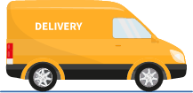 Goods can be collected from Giving World for free, or delivered to you at the cost of delivery